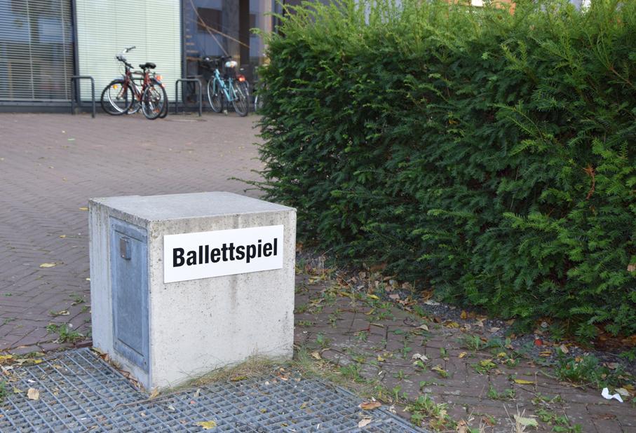 Ballettspiel