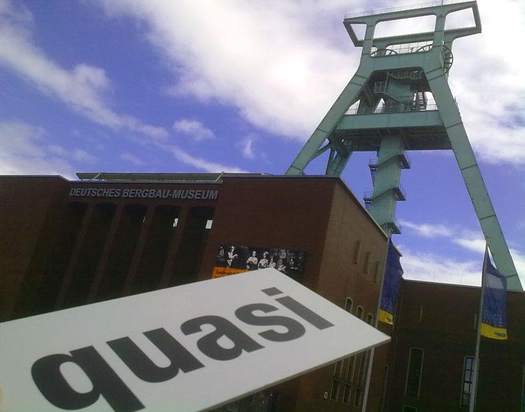 quasi (Wortwanderungswort, Bochum)