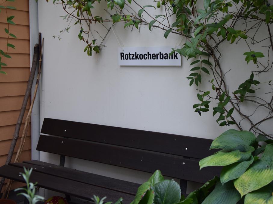 Rotzkocherbank