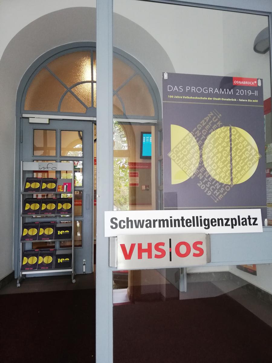 Schwarmintelligenzplatz