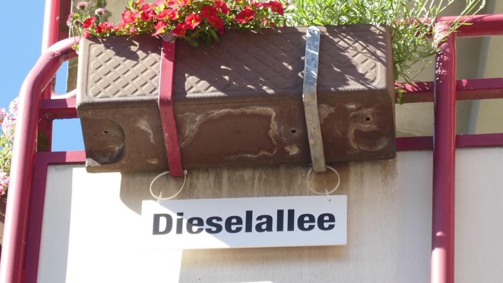 Dieselallee