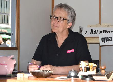 Sigrid Sandmann, Wortfindungsamt